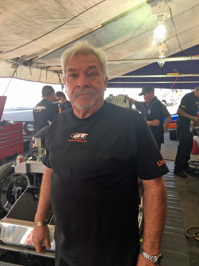 GARY TURNER'S BICYCLE INSPIRATION CAME FROM DRAG RACING
