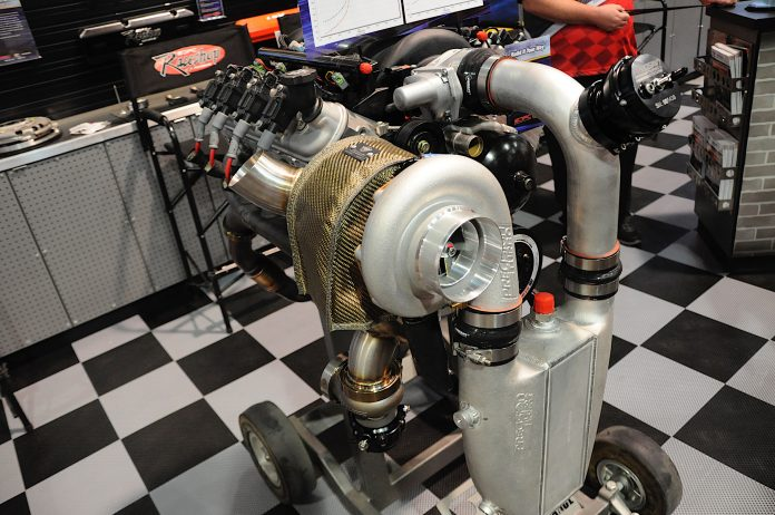 Scoggin Dickey's New 1,000-Horsepower LS Crate Engine