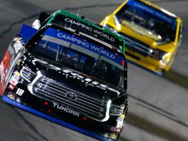 Playoffs Pulse: Analyzing the Trucks field after Texas