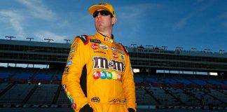 Kyle Busch on when to bump-and-run: 'It's all about who it is'