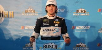 Texas qualifying results: Ryan Blaney wins pole