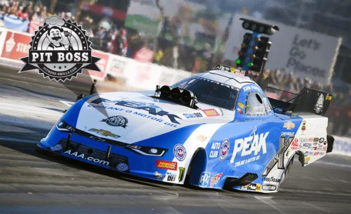 JOHN FORCE RACING AND PIT BOSS GRILLS ANNOUNCE MULTI-YEAR DEAL
