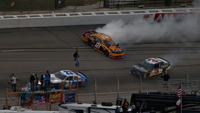 RCR teammates tangle, as playoff contenders struggle