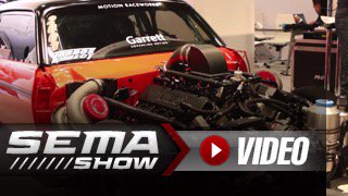 SEMA 2018: Garrett Showcases New Race Turbos And OE Intercoolers