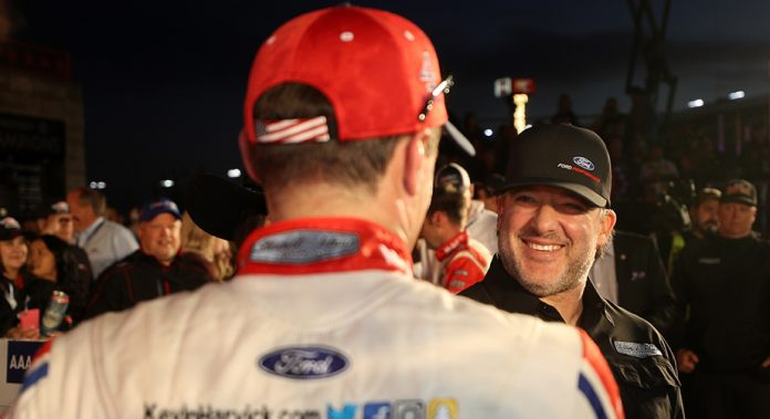 One race left to decide NASCAR Playoffs Championship 4