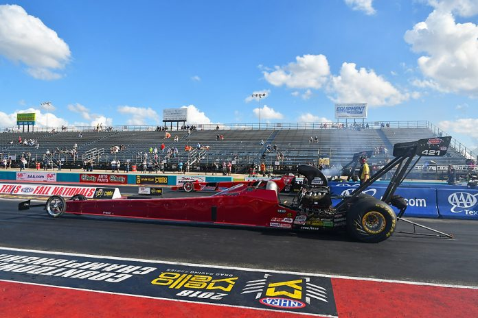 NHRA ANNOUNCES REVISED 2019 MELLO YELLO DRAG RACING SERIES COUNTDOWN SCHEDULE