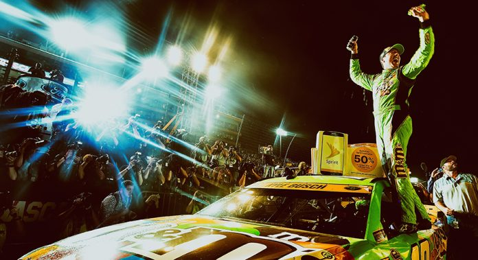 Sunoco Fueled for 15: Celebrating 15 years of Fueling Victories