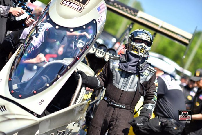 EVEN AFTER ARMY EXIT, NHRA WILL HAVE STRONG SUPPORT FOR TROOPS