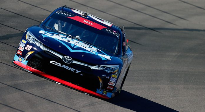 Christopher Bell to start at rear at ISM Raceway