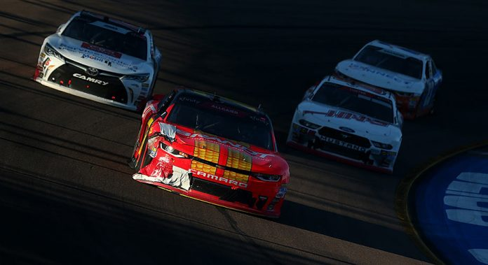 JRM's Allgaier, Sadler fade from Xfinity playoff picture