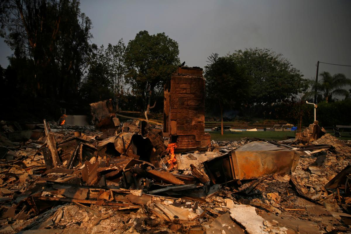 Death toll rises to 23 in California wildfire after 14