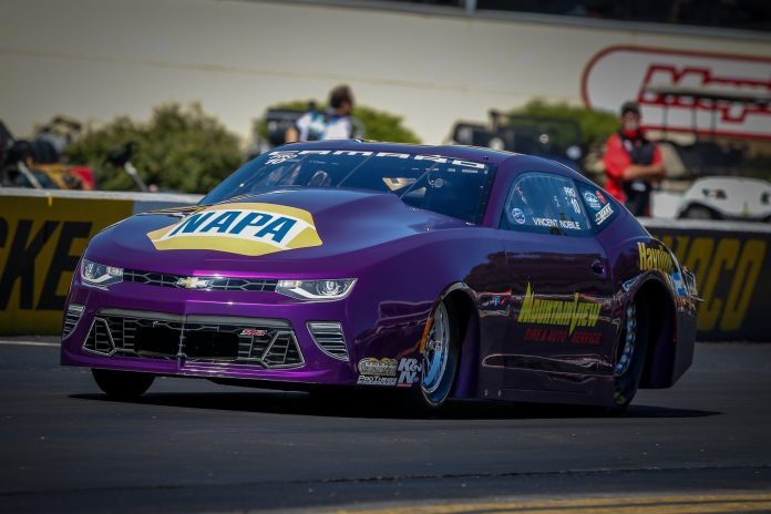 NHRA Announces 2019 NHRA Pro Stock Schedule