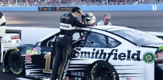 Aric Almirola eliminated from NASCAR Playoffs