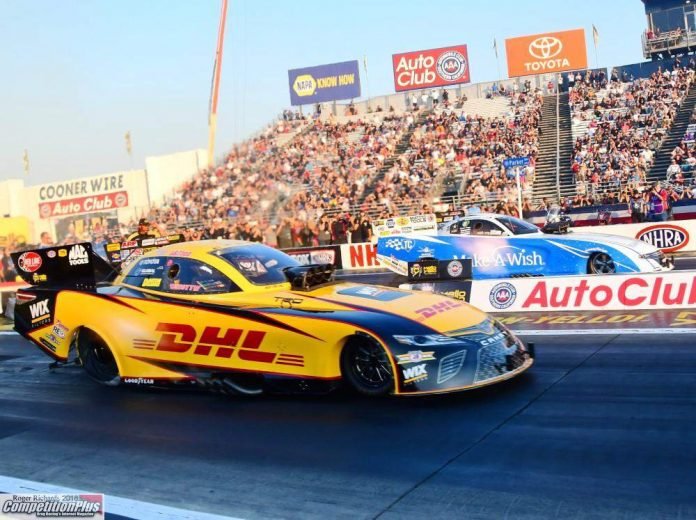 TODD FINALLY EARNS ELUSIVE CHAMPIONSHIP, WINS RACE AND TITLE AT NHRA FINALS