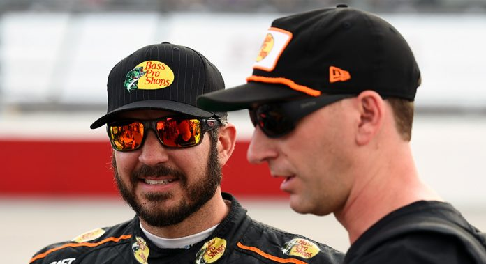 Why Truex Jr. will win the 2018 Monster Energy Series title