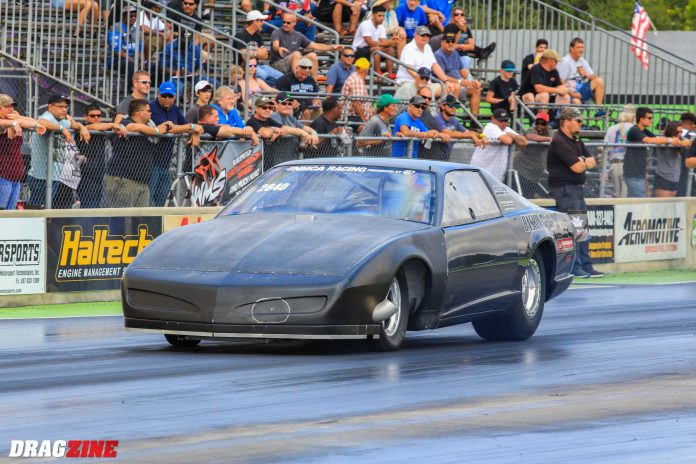Frank Mewshaw Is Ready For Strong Snowbird Outlaw Nationals Showing