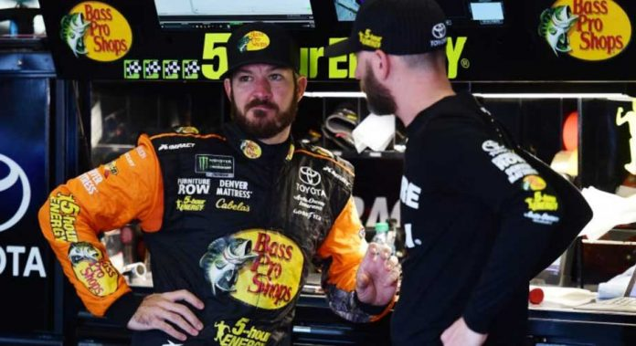 Truex says team 'always finds a way to make me better'