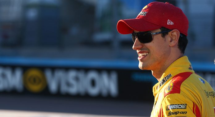 Why Joey Logano will win '18 Monster Energy Series title