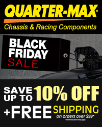 SAVE BIG DURING THE QUARTER-MAX BLACK FRIDAY SALE!