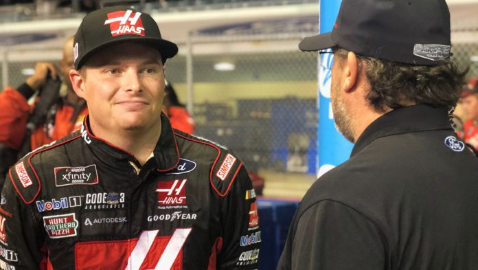 Cole Custer comes up short for Xfinity Series driver title
