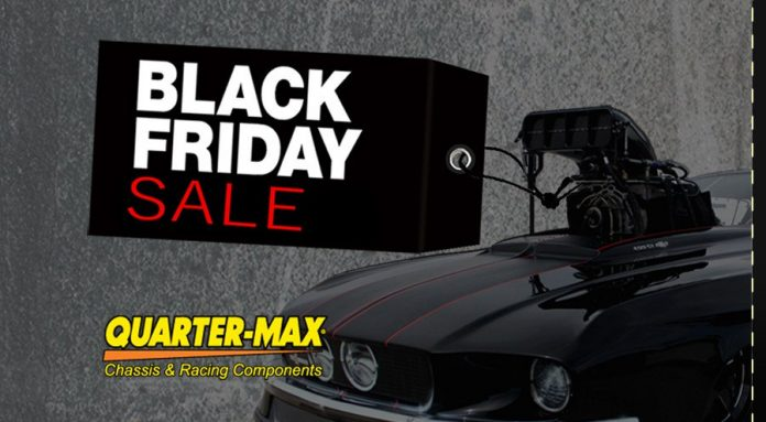 The Quarter-Max Black Friday Sale Is Back
