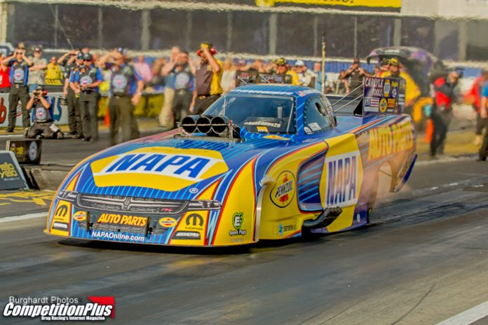 DRIVERS DISCUSS NHRA LETTER ADDRESSING PLANS FOR 2019