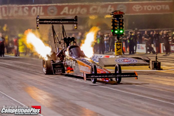 WANT TO CREW ON A TOP FUEL DRAGSTER?