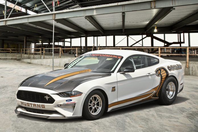RC Components And Ford Partner For The 2018 Mustang Cobra Jet
