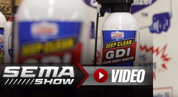 SEMA 2018: GDI Cleaner Will Help Your Direct Injected Engine Last