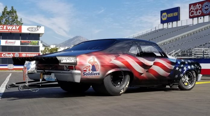 Paul Summers' Stars-And-Stripes, COPO-Powered '69 Nova Is A Looker!