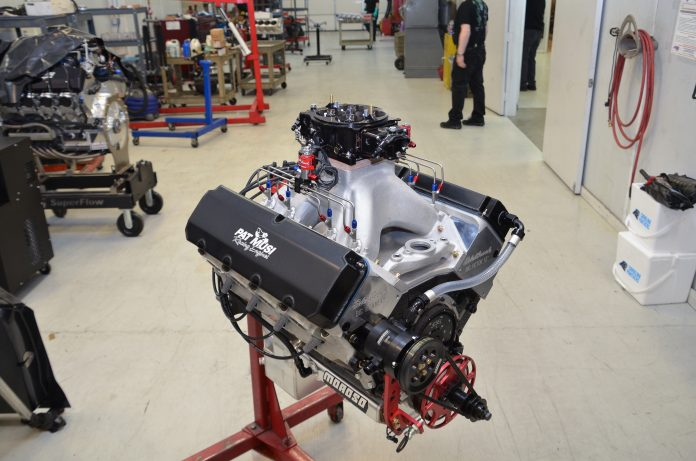 EDELBROCK, MUSI PARTNER ON NEW CRATE ENGINE PROGRAM