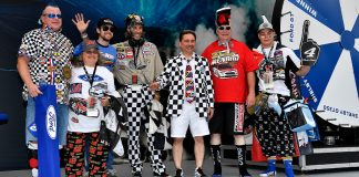 The Ford Hall of Fans finalists compete at Homestead-Miami Speedway