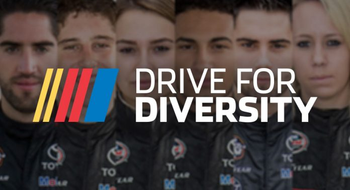 NASCAR unveils Drive for Diversity program's 2019 class
