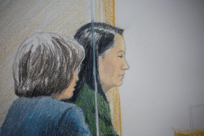 U.S. wants Huawei CFO to face charges over Iran sanctions, court hears