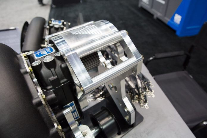 Vortech's New Gear Drive Unit For The Big Block Chevy
