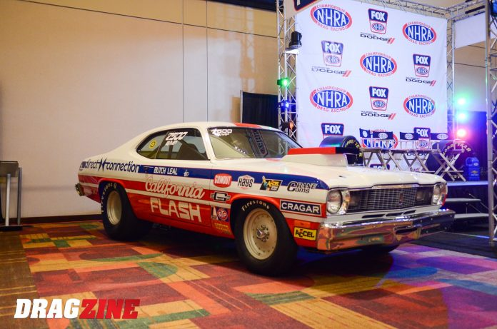 The Drag Racing Machines Of The 2018 PRI Show!