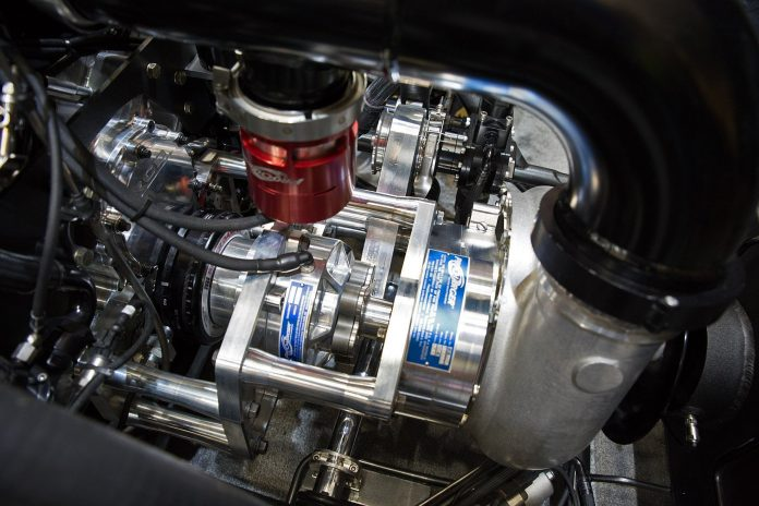 ProCharger's Gear Drive Adds Simplicity And Reliability
