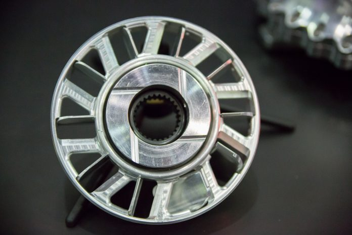 Neal Chance Racing Converters Shows Off Their Flying Window Stator