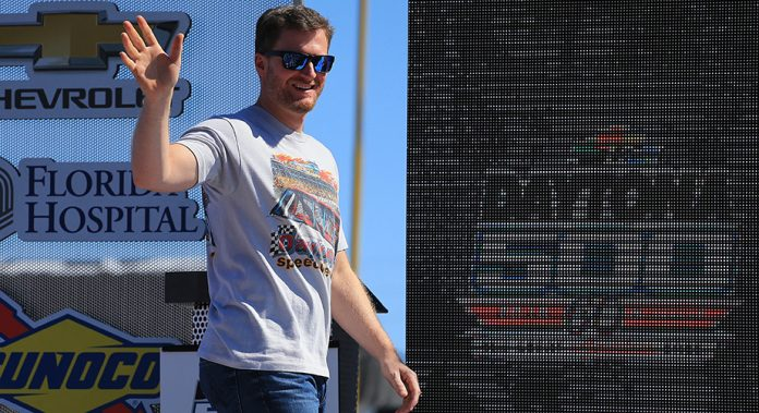 Dale Earnhardt Jr. to pace 2019 Daytona 500
