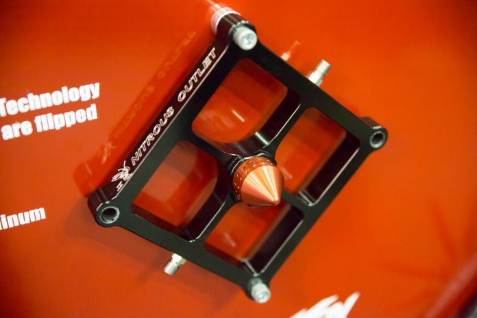 Nitrous Outlet's Stinger VI Plate And Late Model Boosted Nitrous Solutions