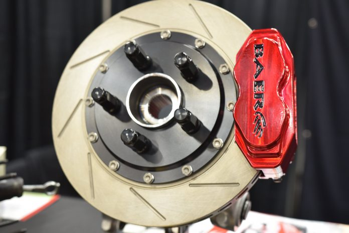 Baer Releases New Brakes for the CTS-V, S550, and Foxbody