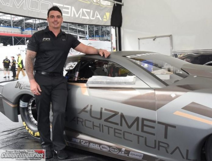 SHANE TUCKER AIMS FOR 2019 NHRA PS TITLE