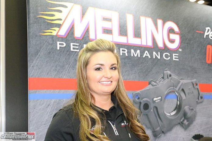 MELLING AND ELITE PERFORMANCE ANNOUNCE SPONSORSHIP EXTENSION