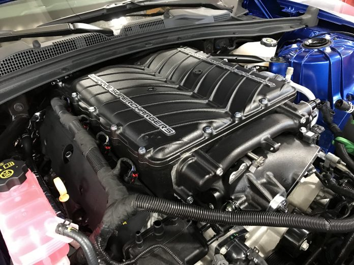 Taking LT4 Performance To The Next Level With Whipple