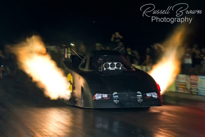 FUNNY CAR CHAOS UNVEILS 2019 CHAMPIONSHIP SCHEDULE