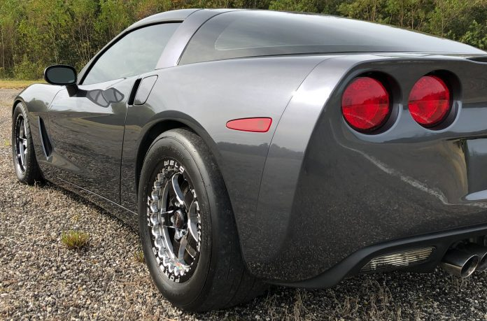 The C6 Corvette that will Fool You with 8-Second Performance