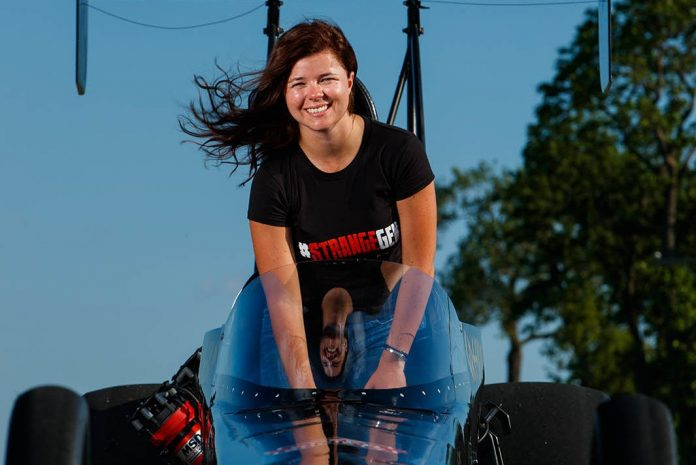Krista Baldwin Acquires Nitro University A/Fuel Dragster Team