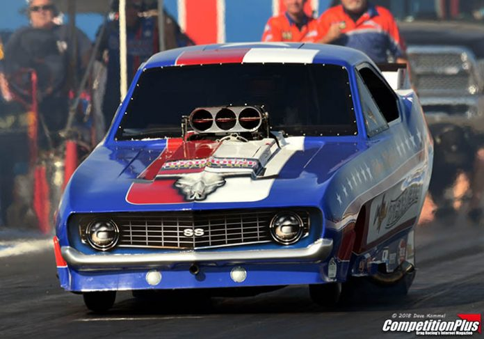 HALE SELLS NOSTALGIA FUNNY CAR, TAKING A BREAK FROM DRAG RACING