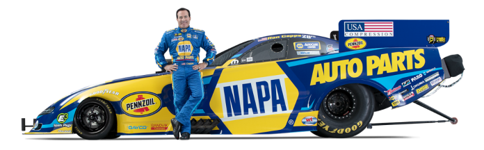 DSR, NAPA ANNOUNCE MULTI-YEAR EXTENSION, PRESENT 2019 DODGE HELLCAT FUNNY CAR
