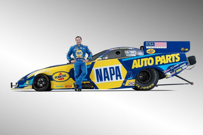 Schumacher, NAPA AUTO PARTS Announce Multi-Year Extension